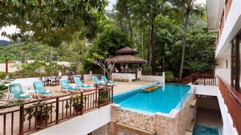 patong cottage resort patong lodge hotel patong phuket thailand