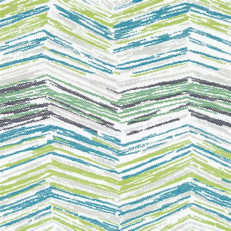outdoor fabric robert allen sunbrella painted lines spring grass 242233