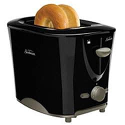 Toaster Bagel Setting sunbeam toaster with bagel setting 17 1 shipping was 45 overstock pinching your