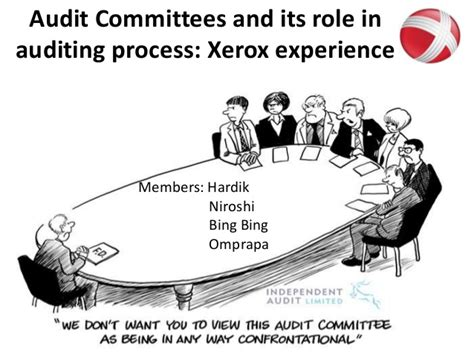 auditing interno audit committees and its in auditing process