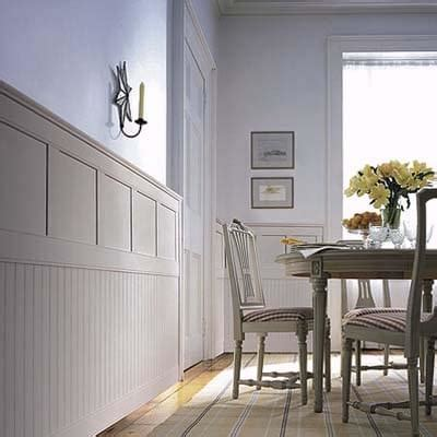 Wainscot Design by Lesson Wainscoting And Paneling Coats Homes Highland