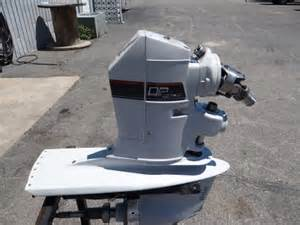 Volvo Sx Outdrive For Sale Volvo Penta Dp C Duo Prop Outdrive 1 95 Ratio