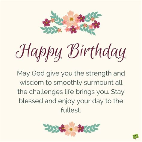 happy birthday sandra blessed and wonderful kind amazing blessings from the heart birthday prayers as warm wishes