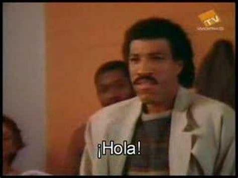 Kaos Lionel Richie Hello 05 historias de una cancion hello lionel richie