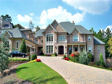 big mansions in atlanta
