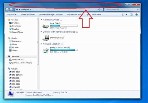 windows top bar how to show desktop on windows 7 and 8 shake the title