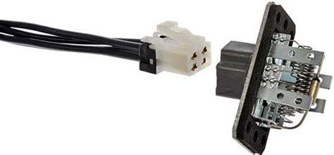 1999 ford ranger blower motor resistor pigtail 97 03 blower motor resistor kit broncograveyard