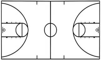 basketball court design template basketball diagram template basketball court diagram