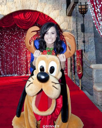 demi lovato joe jonas christmas song disney and florida attractions news blog december 2009
