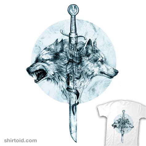 dire wolf shirtoid