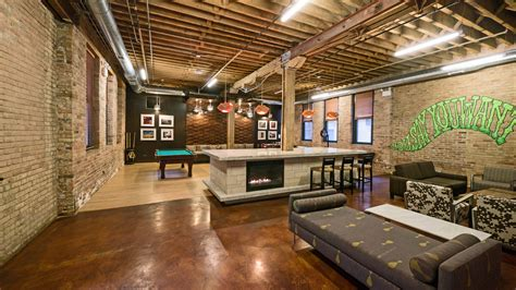 warehouse appartment chicago apartment review cobbler square loft 1350 n