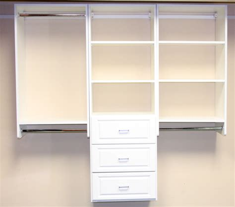 Wood Closet Shelf by Toronto Closet Organizers Upgrade Your Closets Today