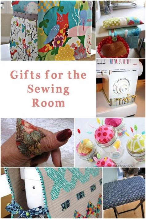 Handmade Things For Room - handmade gifts for the sewing room find pin cushions