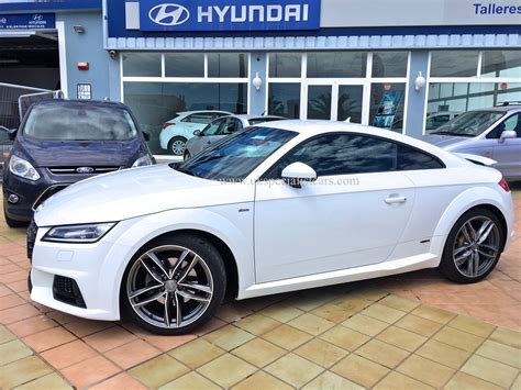 Audi Tt Rs Automatic by Audi Tt S Line 2 0 Tfsi S Tronic Automatic Lhd In