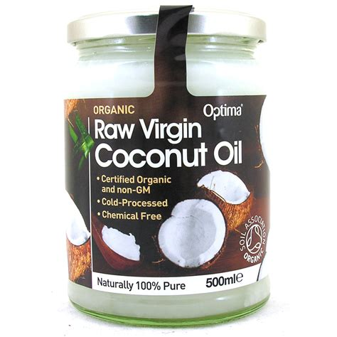 Coco Vco Coconut 500ml optima health organic coconut 500ml