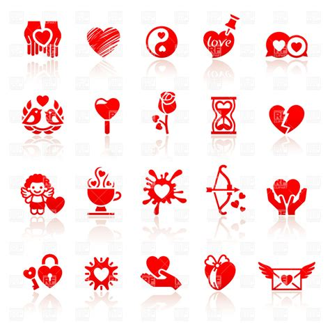 s day icons and symbols icons