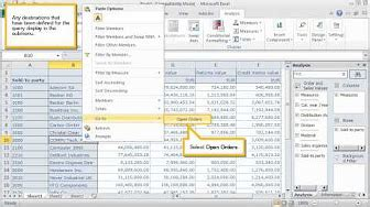 sap query tutorial youtube sap businessobjects analysis 1 0 to 2 0 edition for ms