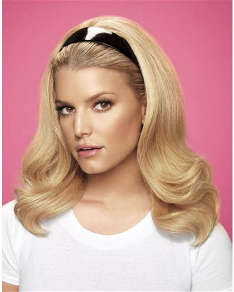 Jessica Simpson Headband Hair Extensions | hairdo headband hair extension jessica simpson ebay