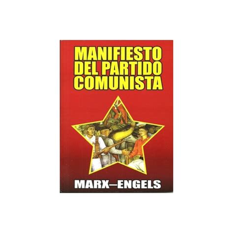 manifiesto del partido comunista manifiesto del partido comunista berbera editores s a de c v
