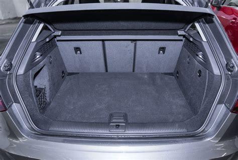 Audi A3 Sportback Kofferraumvolumen by 380 Liter Kofferraumvolumen Im Audi A3 Sportback Q2 Und