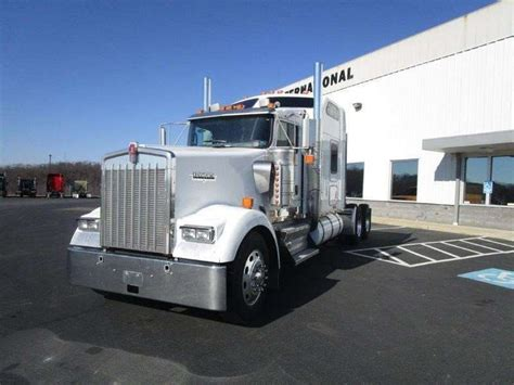 kenworth trucks for sale in pa 2007 kenworth w900l sleeper truck for sale 1 254 008