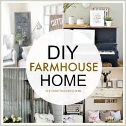 Diy Modern Home Decor Diy Projects For Farmhouse Decor Home And Garden
