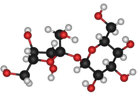 Table Sugar Formula by File Sucrose Molecule 3d Model Png Wikimedia Commons
