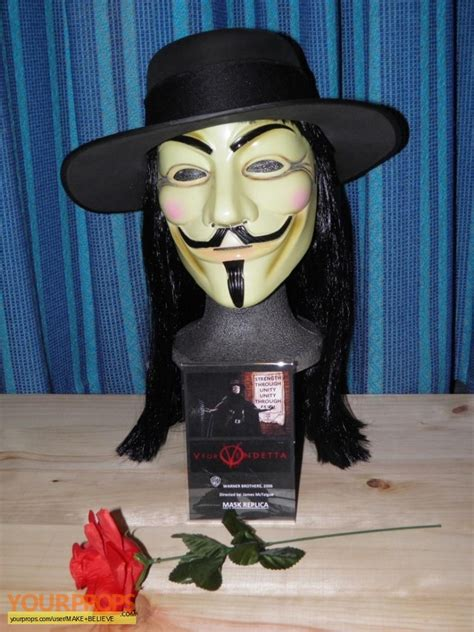 Wig V For Vendetta Bahan Sintetis v for vendetta wig wigs by unique