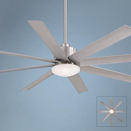 tidal 56 in led indoor silver ceiling fan best 25 silver ceiling fan ideas on ceiling