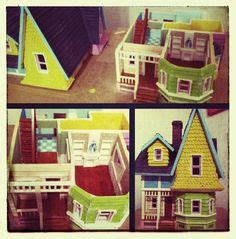casa di up maqueta up hobbys proyecto house up pixar disney