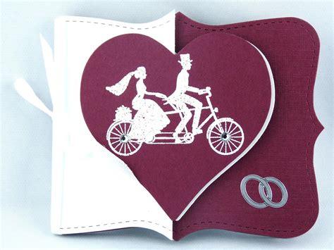 Hochzeitseinladung 3d by Einladungskarten Hochzeit Selber Machen Einladung Zum