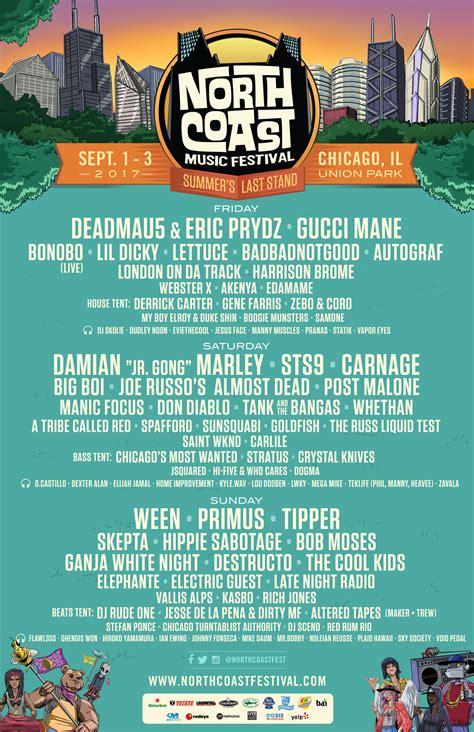 festival coast coast festival 2017 late acts host gucci