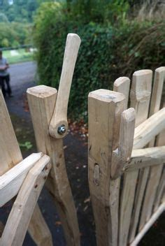 image result  simple homemade gate latches wood