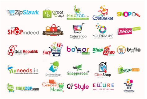 design ecommerce shopify ebay shop   store logo