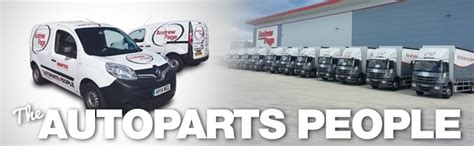 Unipart Garages by Andrew Page Quality Car Parts Supplier For All Vehicle