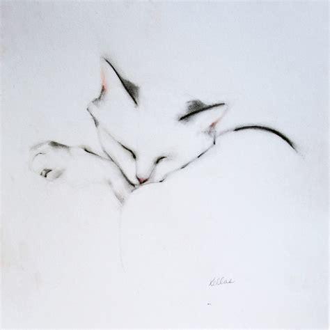 cats kellas campbell art