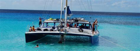 catamaran sail snorkel beach turks and caicos tours - Big Catamaran Sailing Adventures