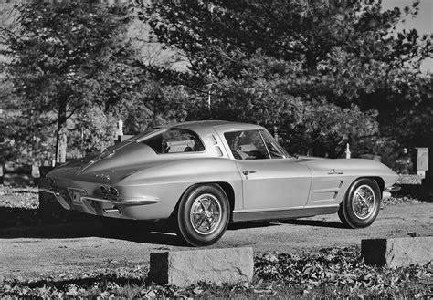 split window corvette stingray 1963 chevrolet corvette sting split window