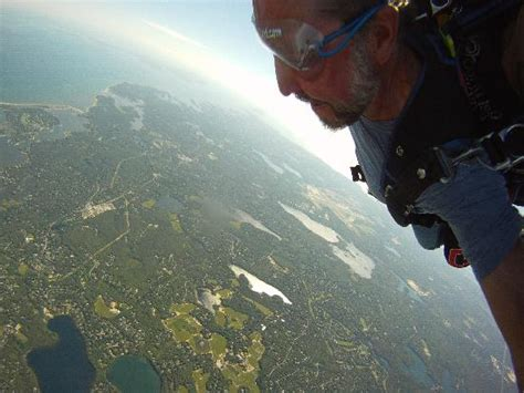 skydiving in cape cod a closer picture of skydive cape cod chatham