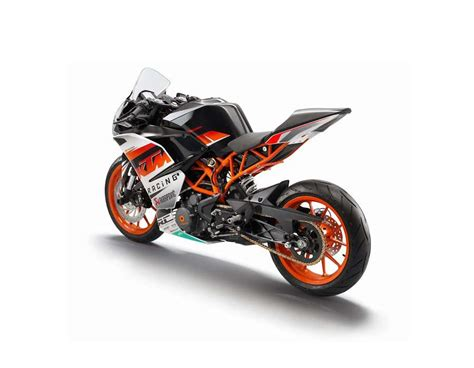 Ktm Rc 200 News Ktm Rc 125 And Ktm Rc 200 Pictures Leaked Before Launch