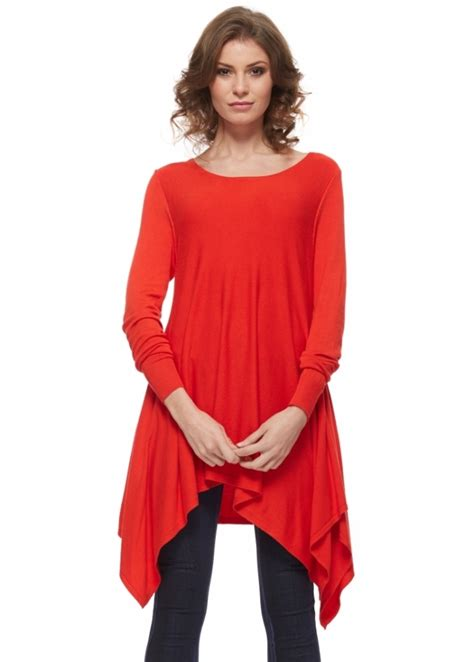 Leticia Tunic bright laetitia swing jumper oversized tunic style