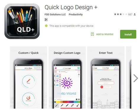 design a logo quick top 10 logo apps for android to design free logos andy tips
