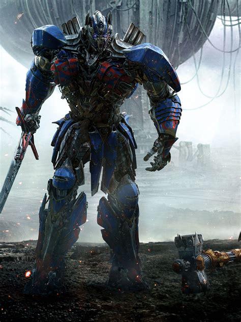 wallpaper transformers   knight optimus prime