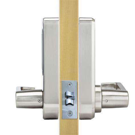 Gagang Pintu Dan Kunci kunci pintu digital kunci pintu dengan password dilengkapi dengan fitur layar sentuh