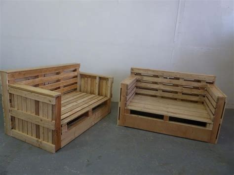 pallet sofa armchair from repurposed pallets pallet