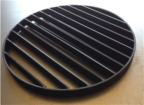 Cast Iron Chiminea Grates by Chiminea Wwood Grate