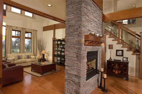 Free Standing Open Fireplaces by Photo Page Hgtv