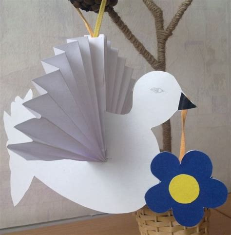 Paper Craft For Kindergarten - preschool and kindergarten crafts for to make paper