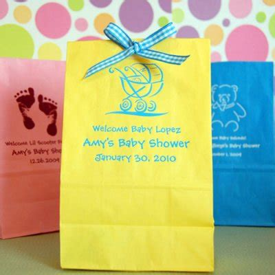 Baby Shower Goody Bags Ideas by Easy Baby Shower Favors To Make My Practical Baby Shower