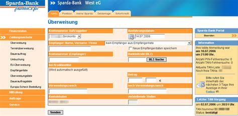Vergleich Onlinebanking Sparkasse Herford Vs Sparda Bank
